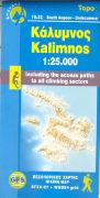 Cover-Bild zu Kalimnos. 1:25'000