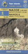 Cover-Bild zu Naxos. 1:40'000