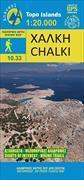 Cover-Bild zu Chalki. 1:20'000