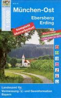 Cover-Bild zu München-Ost. 1:50'000