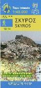 Cover-Bild zu Skiros. 1:40'000