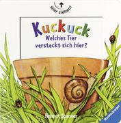 Cover-Bild zu Spanner, Helmut: Kuckuck! - Welches Tier versteckt sich hier?