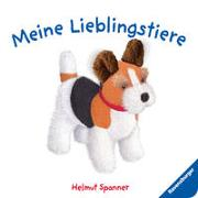 Cover-Bild zu Spanner, Helmut (Illustr.): Meine Lieblingstiere