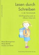 Cover-Bild zu Lesen durch Schreiben. Lara und ihre Freunde von Baumgartner, Maja