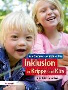 Cover-Bild zu Inklusion in Krippe und Kita von Groschwald, Anne