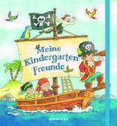 Cover-Bild zu Meine Kindergarten-Freunde von gondolino Eintragbücher