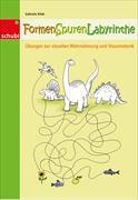 Cover-Bild zu Formen - Spuren - Labyrinthe von Klink, Gabriele
