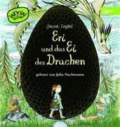 Cover-Bild zu Eri und das Ei des Drachen von Inglot, Jacek