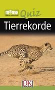 Cover-Bild zu memo Quiz. Tierrekorde