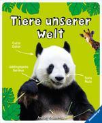 Cover-Bild zu Tiere unserer Welt von Kruszewicz, Andrzej G.