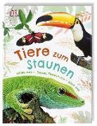 Cover-Bild zu Tiere zum Staunen