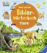 Cover-Bild zu Mein großes Bilder-Wörterbuch: Tiere von Gernhäuser, Susanne