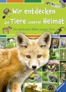 Cover-Bild zu Wir entdecken die Tiere unserer Heimat von Barbé-Julien, Colette
