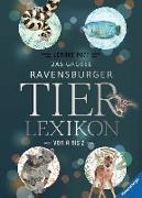 Cover-Bild zu Das große Ravensburger Tierlexikon von A bis Z von Pott, Eckart