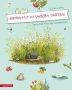 Cover-Bild zu Komm mit in unsern Garten! von Riha, Susanne