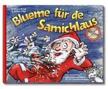 Cover-Bild zu Blueme für de Samichlaus (mit CD) von Bond, Andrew