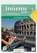 Cover-Bild zu Insieme A2+/B1 Austria. Neue Reifeprüfung schriftlich von Nosari, Giulia