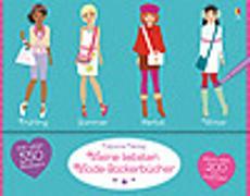 Cover-Bild zu Meine liebsten Mode-Stickerbücher von Watt, Fiona