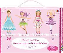 Cover-Bild zu Meine liebsten Anziehpuppen-Stickerbücher mini von Watt, Fiona