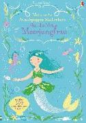 Cover-Bild zu Mein erstes Anziehpuppen-Stickerbuch: Mia, die kleine Meerjungfrau von Watt, Fiona