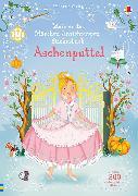 Cover-Bild zu Mein erstes Märchen-Anziehpuppen-Stickerbuch: Aschenputtel von Watt, Fiona