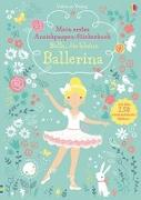Cover-Bild zu Mein erstes Anziehpuppen-Stickerbuch: Bella, die kleine Ballerina von Watt, Fiona