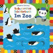 Cover-Bild zu Babys erstes Schiebebuch: Im Zoo von Watt, Fiona