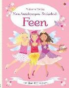 Cover-Bild zu Mein Anziehpuppen-Stickerbuch: Feen von Watt, Fiona