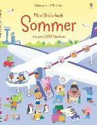 Cover-Bild zu Mein Stickerbuch: Sommer von Watt, Fiona