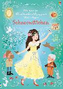 Cover-Bild zu Mein erstes Märchen-Anziehpuppen-Stickerbuch: Schneewittchen von Watt, Fiona