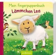 Cover-Bild zu Mein Fingerpuppenbuch - Lämmchen Lea von Gerlich, Andrea