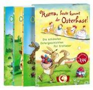 Cover-Bild zu Hurra, heute kommt der Osterhase! von Koenig, Christina