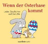 Cover-Bild zu Wenn der Osterhase kommt von Zuckowski, Rolf