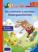 Cover-Bild zu Die schönsten Leseraben-Ostergeschichten von Krüger, Thomas