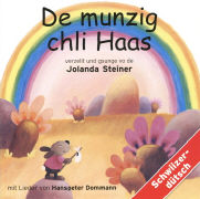 Cover-Bild zu De munzig chli Haas von Steiner, Jolanda
