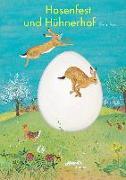 Cover-Bild zu Hasenfest und Hühnerhof von Sixt, Eva