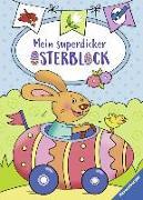 Cover-Bild zu Mein superdicker Osterblock von Penner, Angelika