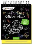 Cover-Bild zu Mein Frühlings-Kritzkratz-Buch