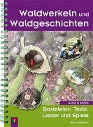 Cover-Bild zu Waldwerkeln und Waldgeschichten von Geitmann, Björn
