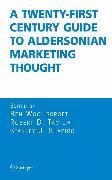 Cover-Bild zu A Twenty-First Century Guide to Aldersonian Marketing Thought (eBook) von Tamilia, Robert D. (Hrsg.)