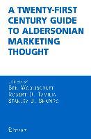 Cover-Bild zu A Twenty-First Century Guide to Aldersonian Marketing Thought von Wooliscroft, Ben (Hrsg.)