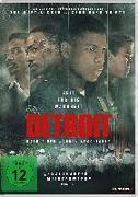 Cover-Bild zu Detroit von Boal, Mark