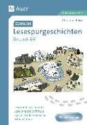 Cover-Bild zu Einfache Lesespurgeschichten Deutsch 5-6 von Bößel, Christiane