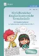 Cover-Bild zu Einfallsreicher Englischunterricht Grundschule von Sarrach, Denise