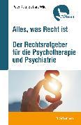 Cover-Bild zu Alles, was Recht ist (eBook) von Wild, Barbara