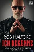 Cover-Bild zu Ich bekenne (eBook) von Halford, Rob