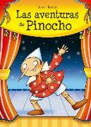 Cover-Bild zu Las Aventuras de Pinocho von Rodari, Gianni