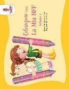 Cover-Bild zu Colorazione Con La Mia BFF - Volume 1 von Coloring Bandit