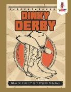 Cover-Bild zu Dinky Derby von Coloring Bandit