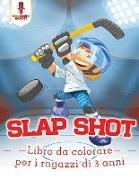 Cover-Bild zu Slap Shot von Coloring Bandit